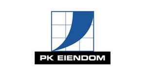 PK Eiendom logo